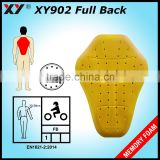 CE approved insert motorcycle back protector
