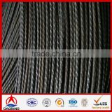 pc twisted bar steel wire