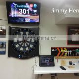 Global online game electronic bluetooth dart board--VDarts H2