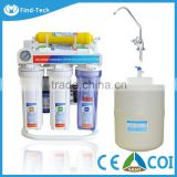 Under sink 6/7/8 stages and best home use reverse osmosis type with UV ro water purifier/water filter /reverse osmosis system                                                                         Quality Choice