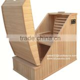 portable half body infrared sauna/portable mini sauna                                                                         Quality Choice
