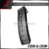 "VT4888-Three Way Dual 12"" Big Power Line Array Pro Stage Loudspeaker For Outdoor Events"