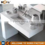 Custom Bathroom Countertops cultured marble vanity tops                                                                         Quality Choice