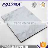 High Quality PVDF Aluminum Composite Panel Outdoor Use Wall Cladding/Marble Finish With Competitive Price