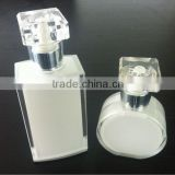 2013 new design 50ml 5ml 10ml airless pump bottle