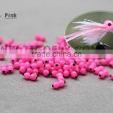 Plastic Luminous Eyes fly tying Beads Fly tying materials