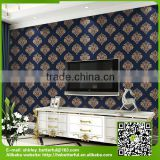 3d designer pvc wallpaper for home decoration