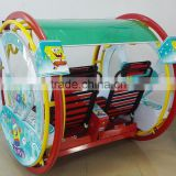 happy swing car 2016 trending products arcade game machine Popular Outdoor amusement park equipment