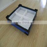 Blue turnove box EPE 10mm pp polycarbonate hollow sheet pp hollow board