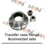 Transfer case flange & connected sets for SANY concrete pump spare parts SANY SCHWING CIFA IHI