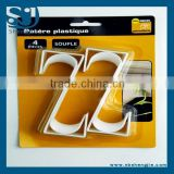 Trade Assurance Quality Plastic Hangers Clothes Coat Bar Skirt Hooks plastic Z shape coat hook /plastic bathroom suction hook