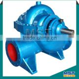 Electric motor water pump gland packing