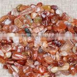 Wholesale good price crushed natural quartz crystal/agate/lapis/tiger eye stone for sale