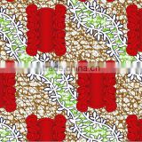 HOT SALE!!!wholesale china factory 100% cotton african wax printed fabric