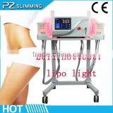 2014 hot sale laser liposuction machine /cold laser / new lipo laser physiotherapy equipment
