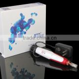 auto micro needle system stamp with pen,anti wrinkle/electric micro needling pen,CE approved meso therapy machine pen
