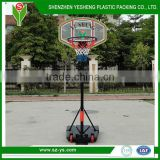 Height Adjustable Outdoor Movable Sport Basketball Hoops in Ground Photo