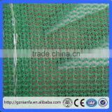 Guangzhou Green HDPE Scaffold Construction Safety Net For Outside Construction Security(Guangzhou factory)