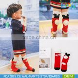 Mickey Cartoon High quality baby sock kids bulk socks baby Knee high socks with lovely packaging