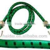 polyester/nylon braided elastic rope with metal hook