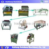Best quality professional wood stick making machine/wood toothpick making machine of factory price