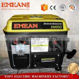 63cc 700w portable generator, CE approved generator for sale philippines