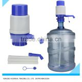 Hand Pump for Water Bottle Jug Manual Drinking Tap Spigot Camping