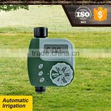 yard IP 34 light rain water proof Scarecrow garden tools automatic digital water timer app control for smart garden