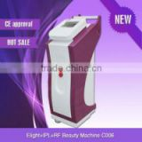 portable Medical elight laser beauty machine salon products hair removsl and skin lifting care laser for salon and clinic C006