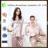 New Adults Pajama Set Satin Silk Pajamas custom Sleepwear pajamas set