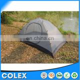 2017 New Design Outdoor Portable Single Layer Waterproof Camping Tent