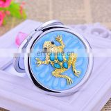 Frog Mirror Compact Best Quality Cosmetic Mirror Compact Mirror Stationary