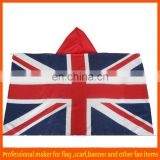 custom polyester cape flag