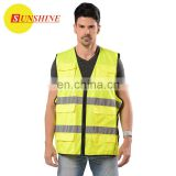 Reflex cheap Safety winter working vest