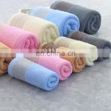 China Factory Low Price with Good Quality Custom Microfiber Towel