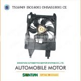 CHINA RADIATOR COOLING FAN MOTOR 7701071862 SONGTIAN RENAULT Clio/Sembol