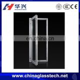 CCC certificate better ventilation clear glass aluminum alloy classroom door