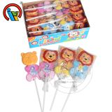 NEW Lion Animal Designs Hard Candy Lollipop