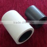 Ceramic Si3N4 Silicon Nitride Protection Tube And Pipe Special For Aluminium Factory Used