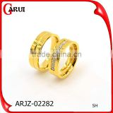 latest gold ring designs rings for woman and men stainless steel gold wedding rings                                                                                                         Supplier's Choice