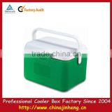 5L plastic portable fish cooler box