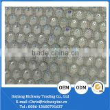 fashion design sequin embroidery fabric