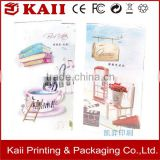 wholesale custom offset printing handmade decorative greeting card manufacturer in China