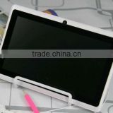 "Tablet PC 7"" AllWinner A13 Q88 android 4.0 1.2GHz 512M DDR Camera 4GB Capacitive Screen 7 inch tablet PC+ Christmas Gift"