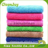 High Quality Household Washing Microfiber Cloth Antibacterial Kitchen Microfiber Dishcloth