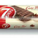 CAKE BAR 7 DAYS COCOA DECORATION 30g