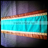 hotel linen silk design bed runner decorative/hotel design bedding linen India bed runner