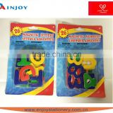 Magnetic Letter & Number Sticker