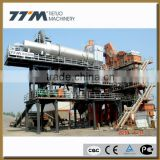 RLBZ-1000 80t/h asphalt recycling equipment (added onto asphalt mixing plant)