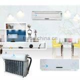 2014 hot newest solar air conditioner,wall unit hybrid solar air conditioner, air conditioner for homes